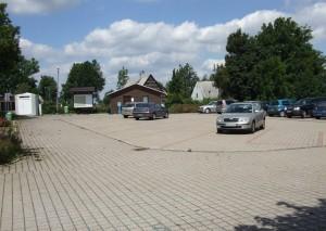 Wanderparkplatz Fürstenau